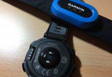 Garmin Forerunner 735xt mit HRM Tri