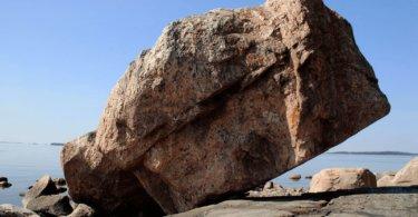 Muskuläre Dysbalance - Stein in Balance