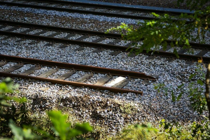 Ziel nicht erreicht falsche ZIele Bahngleise enden