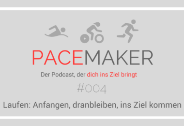 Episode 004: Laufen: Anfangen, dranbleiben, ins Ziel kommen