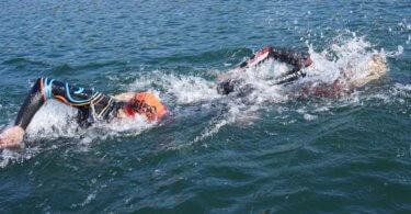 Triathlon Schwimmen Vorbereitung: Der Kampf im Wasser