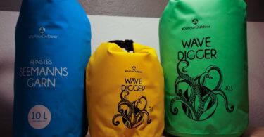 Drybags Test: Alle Drybags in der Übersicht