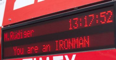 You are an Ironman - Max nach 13 Stunden im Ziel