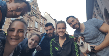 FiBloKo 2017 - Der harte Rest - Max, Lotta, Kathi, Schorsch, Jenny, Jahn