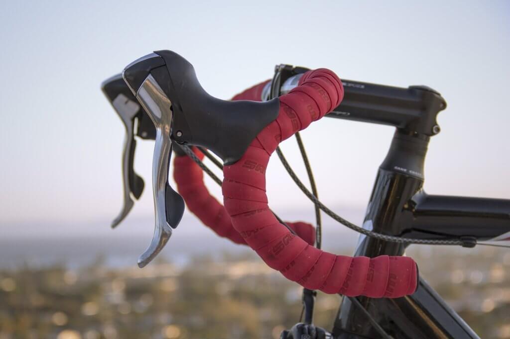 Bügellenker als Erkennungsmerkmals eines Rennrads
