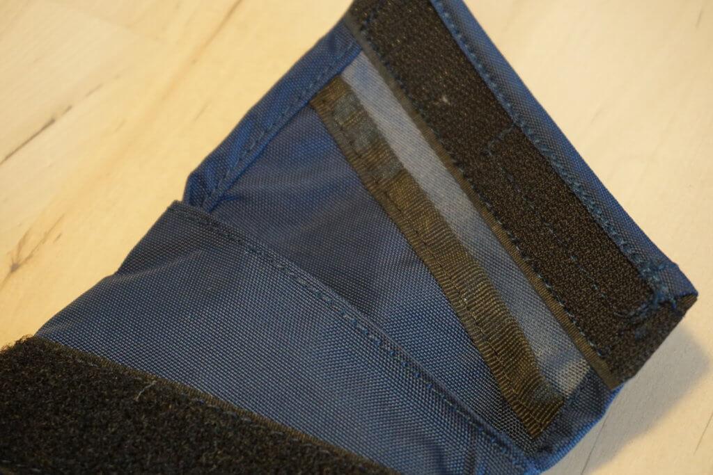 waterproofbag Test - Fächer