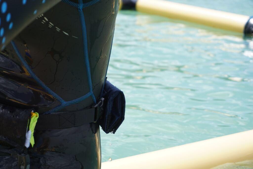 waterproofbag Test - nasser waterproofbag