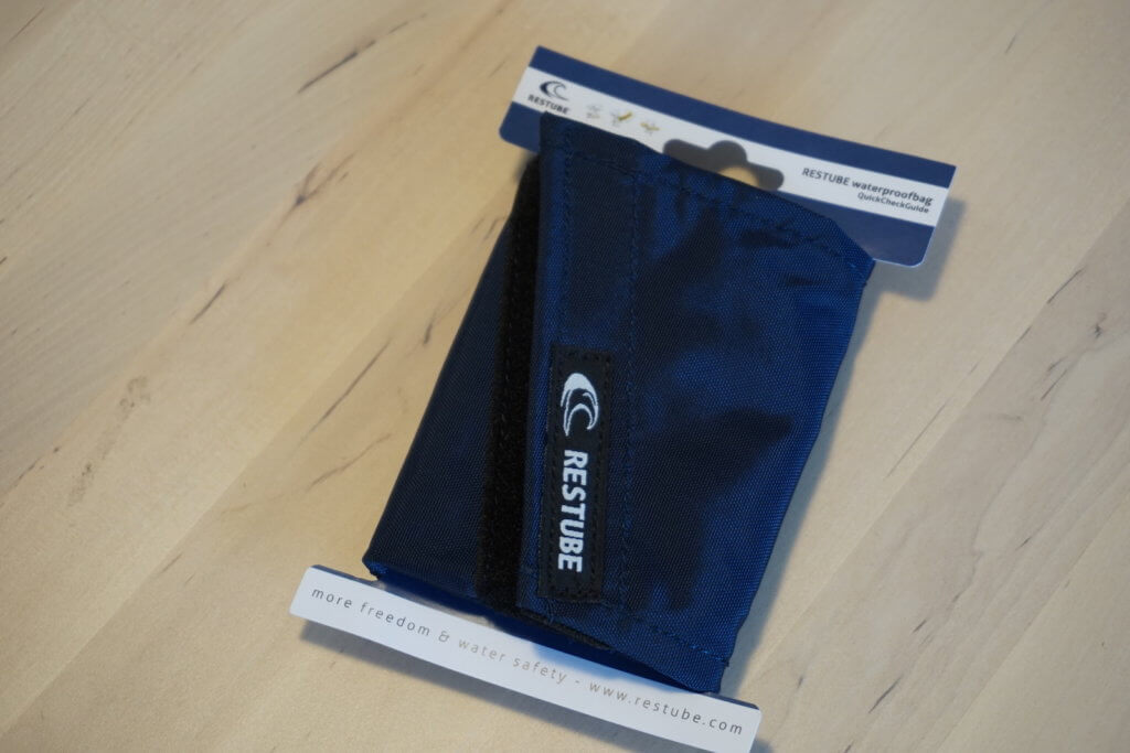 waterproofbag Test - verpackt