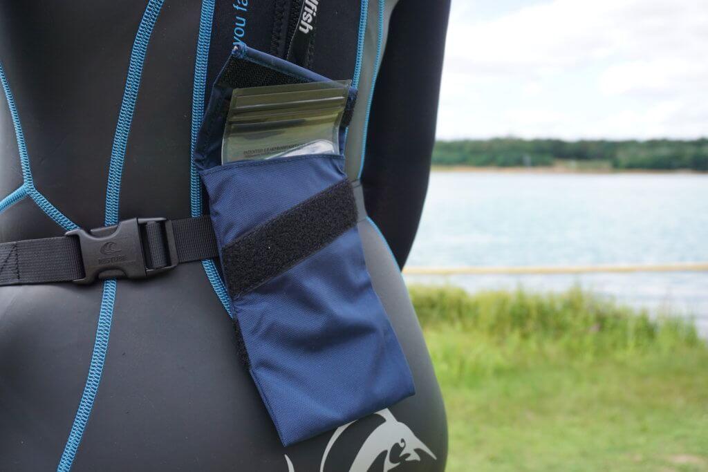 waterproofbag Test - waterproofbag offen mit wasserdichter Tüte