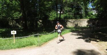 Isa beim Fulda Triathlon