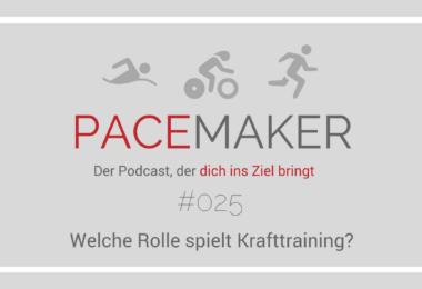 Episode 025: Welche Rolle spielt Krafttraining?