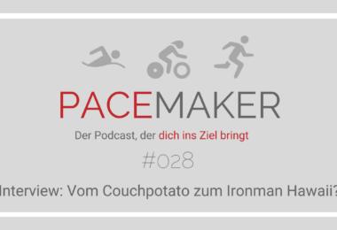 Episode 028: Interview: Vom Couchpotato zum Ironman Hawaii