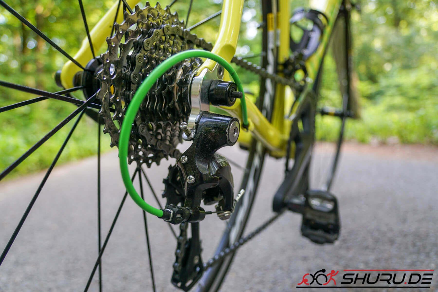 Rennrad kaufen - Die Schaltung