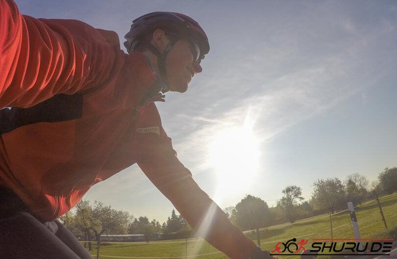 Fahrradbekleidung Frühling