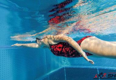 Schwimmen - Druckphase