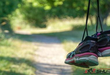 Off-Season häng die Schuhe mal den Nagel (für ein paar Wochen)