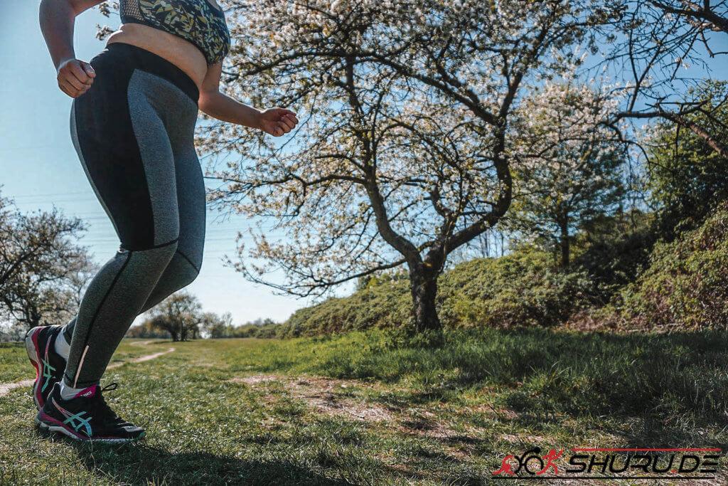 Kathi läuft für den Halbmarathon