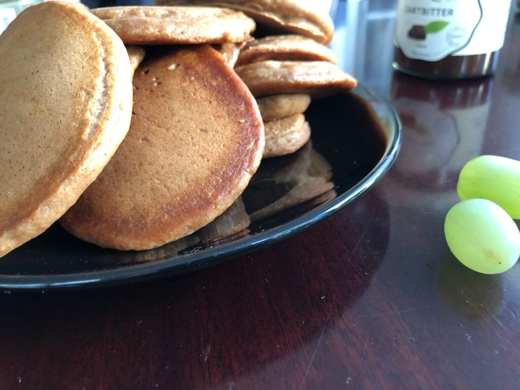 All You Seed Test: Pancakes