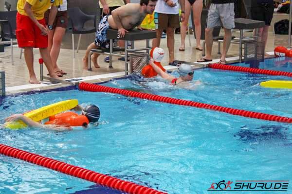 Rettungssport: Puppenaufnahme mit Gurtretter