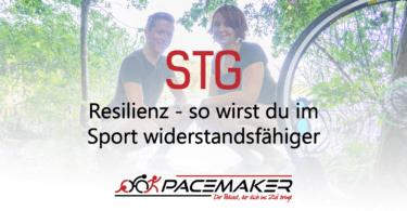 STG: Resilienz - so wirst du im Sport widerstandsfähiger