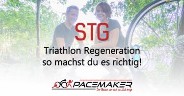 STG: Triathlon Regeneration - so machst du es richtig
