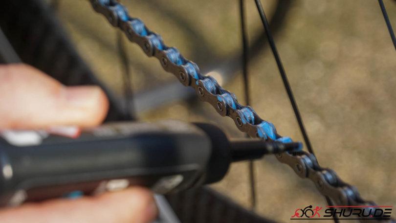 Fahrrad Pflege