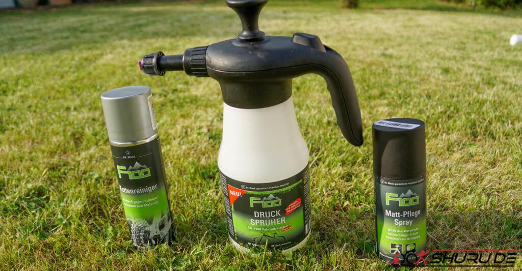 Reinigungsmittel für dein Fahrrad